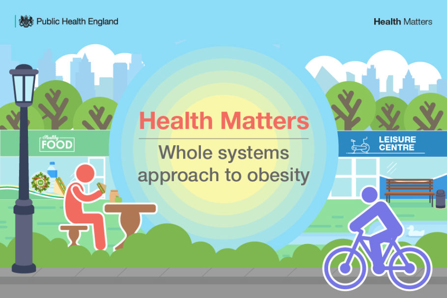 Health Matters Report Cover